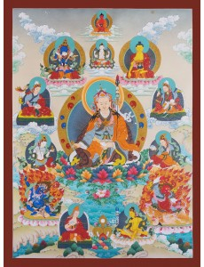 Guru and his 8 manifestation