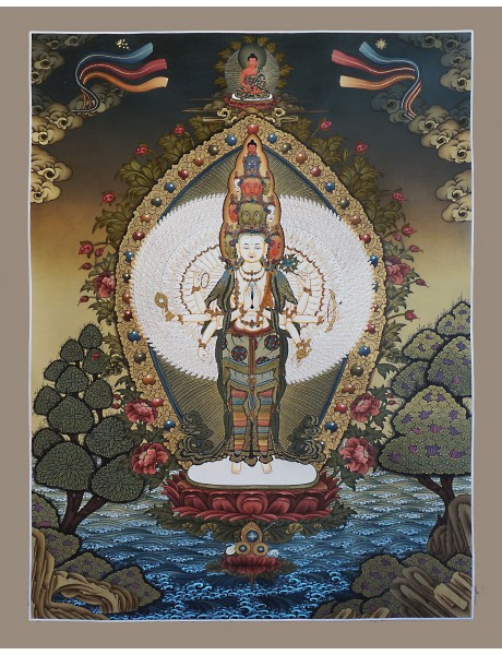 1000 Armed Avalokeshwor