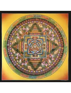 Chenrizeg Mandala